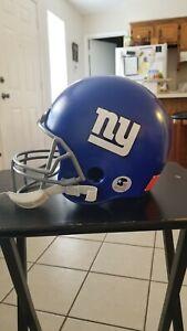 New York Giants Football Collectable Helmet
