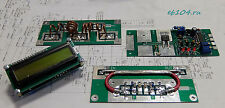 KIT protection LDMOS amplifier LPF LCD power SWR meter 144-148 MHz 1000-2000W