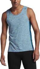 Nike 2017 Men's Breathe Running Singlet Tank Top Shirt 834238 411 NWT Size XL