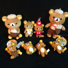 San X Rilakkuma Genuine 8pcs Included Article not for sale SetB