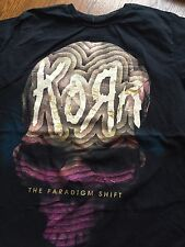 Korn- The Paradigm Shift T-Shirt