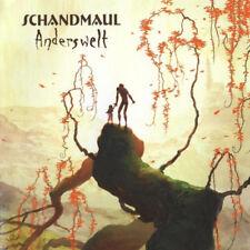 SCHANDMAUL Anderswelt NEW CD Medieval Folk Rock subway to sally saltatio mortis