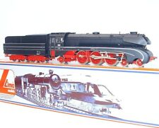 Lima HO 1:87 German DB BR-10 001 Heavy STREAMLINED STEAM LOCOMOTIVE MIB`85 RARE!