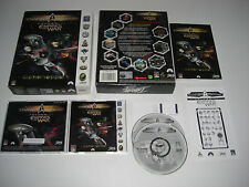Star Trek Starfleet comando volumen II 2 imperios en Guerra PC Cd Original Caja Grande