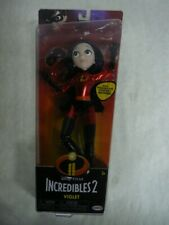 The Incredibles 2 Violet Action Figure 11� Articulated Doll Poseable New
