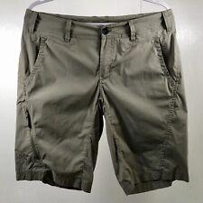 Arcteryx Tan Cargo Bermuda Shorts Stretchy Mens Size 32