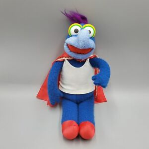 Original Great Gonzo Dress Up Doll Plush Vintage Fisher Price 858 Muppets 14 in