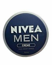 NIVEA MEN CREME Cream Face Body Hands 150 ml Non Greasy & Sticky Absorbs Quickly