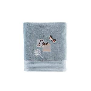 SKL Home by Saturday Knight Ltd. New Hope Bath Towel, Aqua