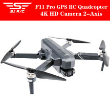 SJRC F11 Pro 4K Camera Brushless Wifi FPV GPS Quadcopter Flight 1500m RC Drone