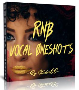 RnB Vocal One Shots 2000 Wav Samples for Ableton, FL Studio Logic Bitwig Cubase