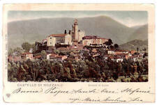 LUCCA Dintorni  Castello di Nozzano   Viaggiata 1903
