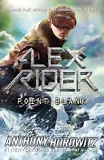 POINT BLANK an Alex Rider Adventure by Anthony Horowitz FREE SHIPPING paperback