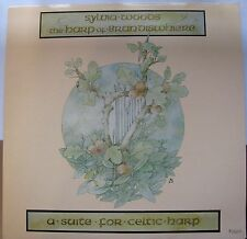 "SYLVIA WOODS: ""The Harp Of Branoiswhiere"" LP TONMEISTER RECORDS TNLP1213 US NM-"