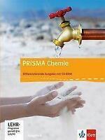 Prisma Chemie - Ausgabe A / Schülerbuch mit Schüler-CD-ROM 7.-10. Schuljahr (201