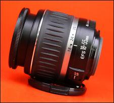 Canon EF-S 18-55mm F3.5-5.6 II AF Zoom Lens -Sold with Front Lens Cap