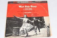 WEST SIDE STORY Movie Soundtrack Columbia Masterworks Album Record Vinyl LP
