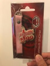 Acm Ac Milan 1899 football baby phone strap unopened new