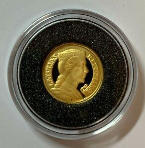 2003 Latvia  5  Lati  Gold ---- Pieclatnieks----