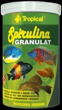 Tropical SPIRULINA GRANULAT 1000ml  Vegetable granules with spirulina