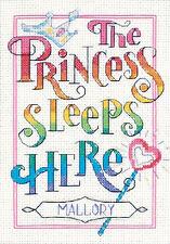 Cross Stitch Mini Kit ~ Dimensions The Princess #6941 OOP SALE!