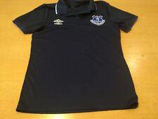 Umbro Everton JACKE SHIRT TRIKOT JERSY CAMISETA MAGLIA Size S