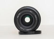 MC PETRI 35 mm f/2.8 Lens Fits Pentax K
