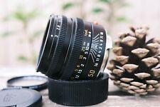 Leica Summicron-M 50mm f2.0 lens E39