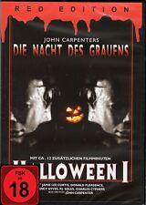 Halloween , die Nacht des Grauens , 100% Uncut , DVD , NEU und verschweißt !