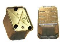 Engine Crankcase Breather Filter Wix 33371 (NAPA 3371)