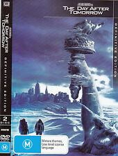 The Day After Tomorrow-2004-Dennis Quaid-Definitive Edition 2 Disc- Movie-2 DVD