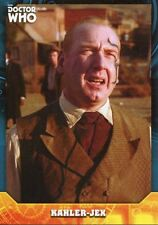 Doctor Who Signature Series Base Card #64 Kahler-Jex