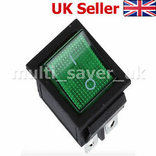 Rocker Switch Green for Electrolux /Domestic Caravan Motorhome Fridge Spare Part