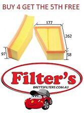 AIR FILTER MERCEDES BENZ CLA CLASS CLA180 C117 M 270.910 KW90 01/13-on