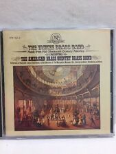 The Yankee Brass Band Music Mid-Nineteenth Century America Quintet Brass Band
