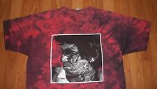 (2 Sided) ROLLING STONES Tie Dye TATTOO YOU T-Shirt mens womens L Keith Richards