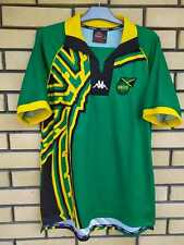 Jamaica Kappa 1998-2000 Jersey Vintage Gara Official Size XL