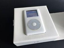 Apple iPod photo classic 4. Generation Weiß (20GB) in OVP sauber und gepflegt