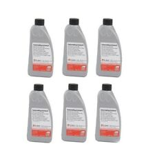 Set of 6 Automatic Transmission Fluid Febi For Mercedes Benz R107 W210 E350 E550