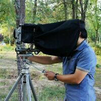 Dark Cloth Focusing Hood For 4X5 Large Format Camera (Black) Wrapping New