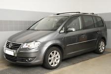 Barre Portapacchi nero per VW Touran I II 1T 5T 03- con profili tradizionali