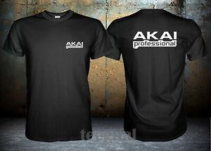 Akai Professional logo Electronic Music T Shirt