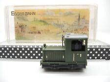 Egger-Bahn 1001 Diesellok Nr.1, sehr  gut erhalten, OVP