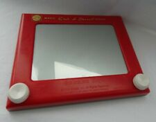 Mattel Magic Etch A Sketch Sababa Toys 2004 / has flaws