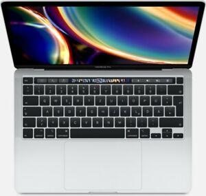 Apple MacBook Pro 13.3 silber Core i5-8257U 8GB RAM 256GB SSD Z0Z4 MXK62D