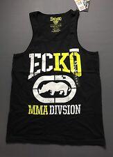 Brand New Men's Ecko Unltd Small Black Color Sleeveless Tank Top Tee Shirts