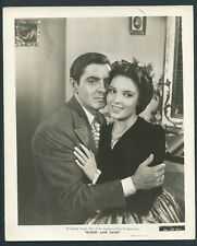 TYRONE POWER LINDA DARNELL in Blood And Sand '41 CHEEK TO CHEEK
