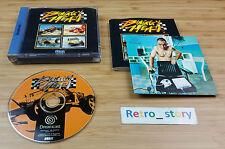 SEGA Dreamcast Bugg Heat PAL