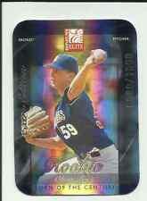 Oliver Perez 2002 Donruss Elite Turn of the Century RC #212  #/100 Padres Rookie