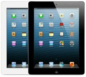 "Apple iPad 4 4th Generation 9.7"" with Retina Display 16GB, 32GB WIFI iOS 10"